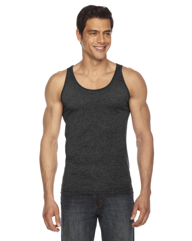 American Apparel BB408W - Unisex Poly-Cotton Tank