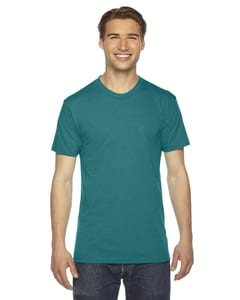 American Apparel TR401W - Unisex Triblend Short-Sleeve Track T-Shirt