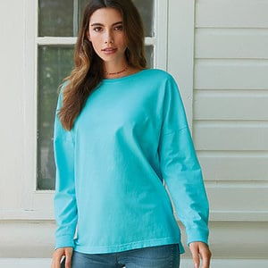 Comfort Colors 6054 - OVERSIZED LONG SLEEVE TEE