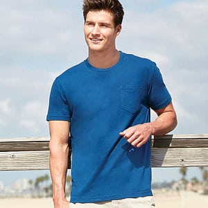 Next Level NL3605 - MENS COTTON POCKET TEE
