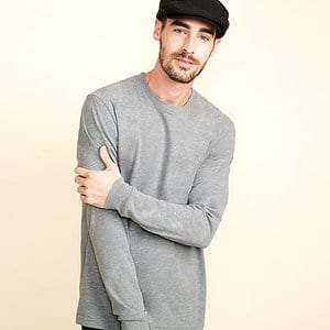 Next Level NL6411 - MENS SUEDED LONG SLEEVE TEE