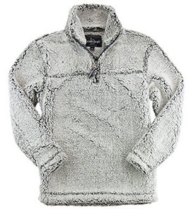 Boxercraft YQ10 - YOUTH SHERPA 1/4 ZIP PULLOVER