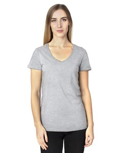 Threadfast 200RV - Ladies Ultimate Short-Sleeve V-Neck T-Shirt