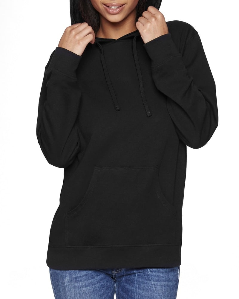 Next Level 9301 - Unisex French Terry Pullover Hoody