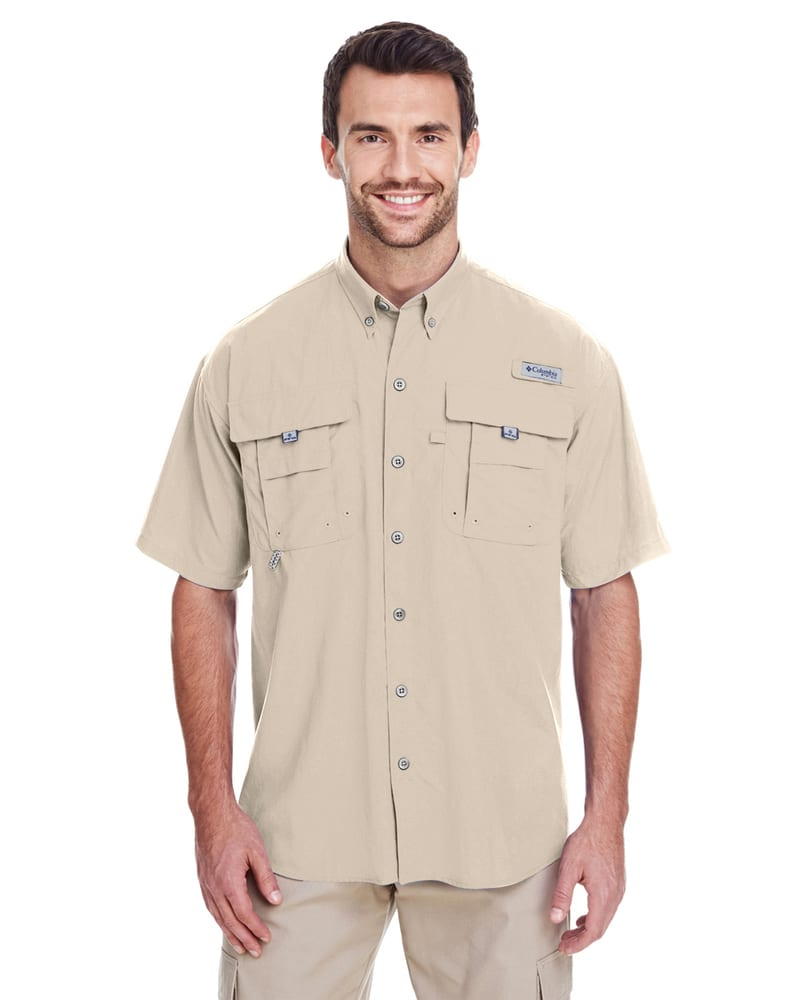 Columbia 7047 - Men's Bahama II Short-Sleeve Shirt
