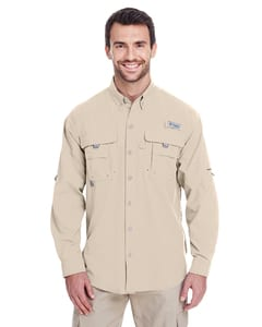 Columbia 7048 - Mens Bahama II Long-Sleeve Shirt