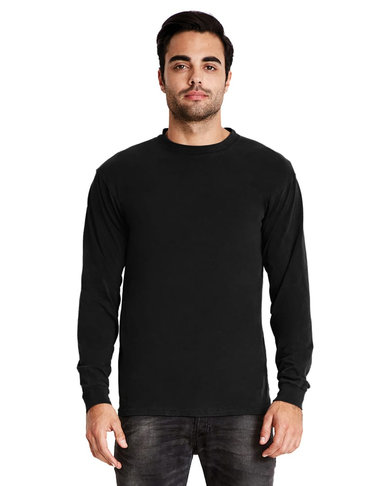Next Level 7401S - Adult Power Long-Sleeve Crew