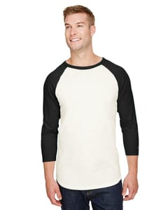 Champion CP75 - Adult Ringspun Slub Baseball T-Shirt