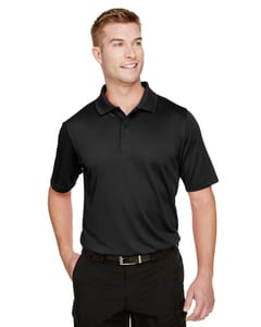 Harriton M348 - Mens Advantage Snag Protection Plus IL Polo