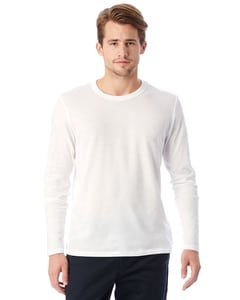 Alternative Apparel 5100BP - Mens Vintage Jersey Keeper Long-Sleeve
