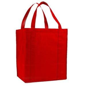 Q-Tees Q1237 - Jumbo Heavy Duty Grocery Bag