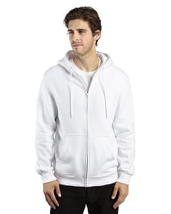 Threadfast 320Z - Unisex Ultimate Fleece Full-Zip Hooded Sweatshirt