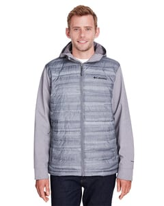 Columbia 1864631 - Mens Powder Lite Hybrid Jacket