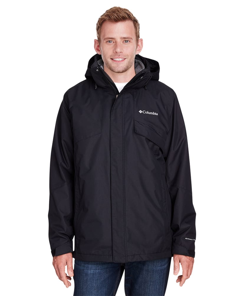 Columbia 1800661 - Men's Bugaboo II Fleece Interchange Jacket