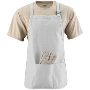 Augusta Sportswear 4250 - Medium Length Apron With Pouch