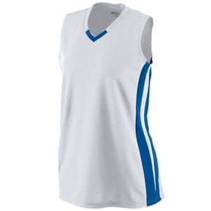 Augusta Sportswear 528 - Girls Wicking Mesh Powerhouse Jersey