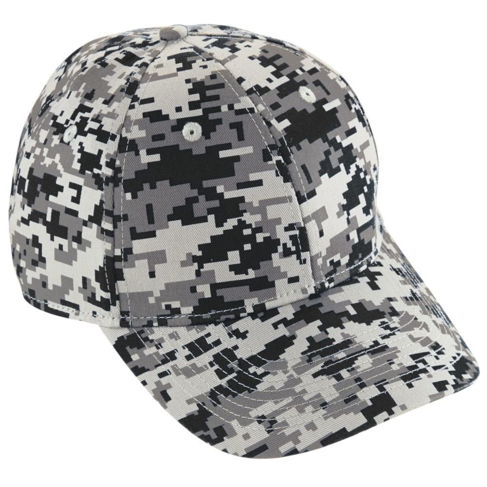 61528bb3231274 Augusta Sportswear 6208 - Digi Camo Cotton Twill Cap | Needen USA