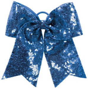 Augusta Sportswear 6702 - Sequin Cheer Hair Bow