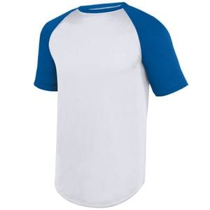 Augusta Sportswear 1508 - Wicking Short Sleeve Baseball Jersey