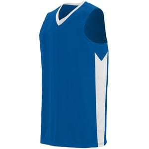 Augusta Sportswear 1713 - Youth Block Out Jersey