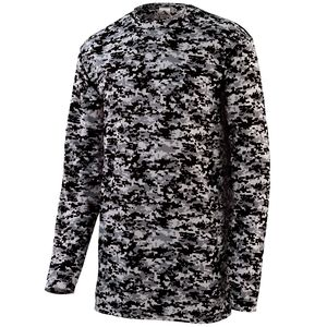 Augusta Sportswear 2788 - Digi Camo Wicking Long Sleeve T Shirt
