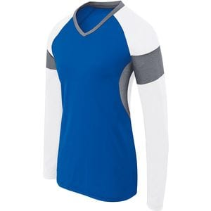 HighFive 342142 - Ladies Long Sleeve Raptor Jersey