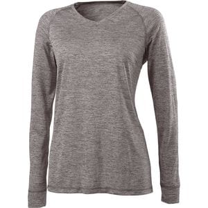 Holloway 222717 - Ladies Electrify 2.0 Shirt V Neck Ls
