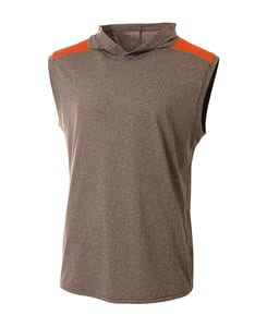 A4 A4N3031 - Adult Tourney Hooded Tee