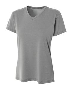 A4 A4NW3381 - Womens Topflight Heather Tee