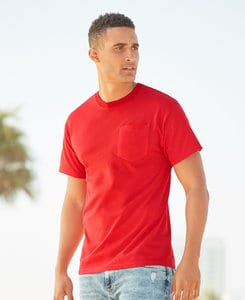 Alstyle AL1905 - Heavyweight Adult Pocket Tee