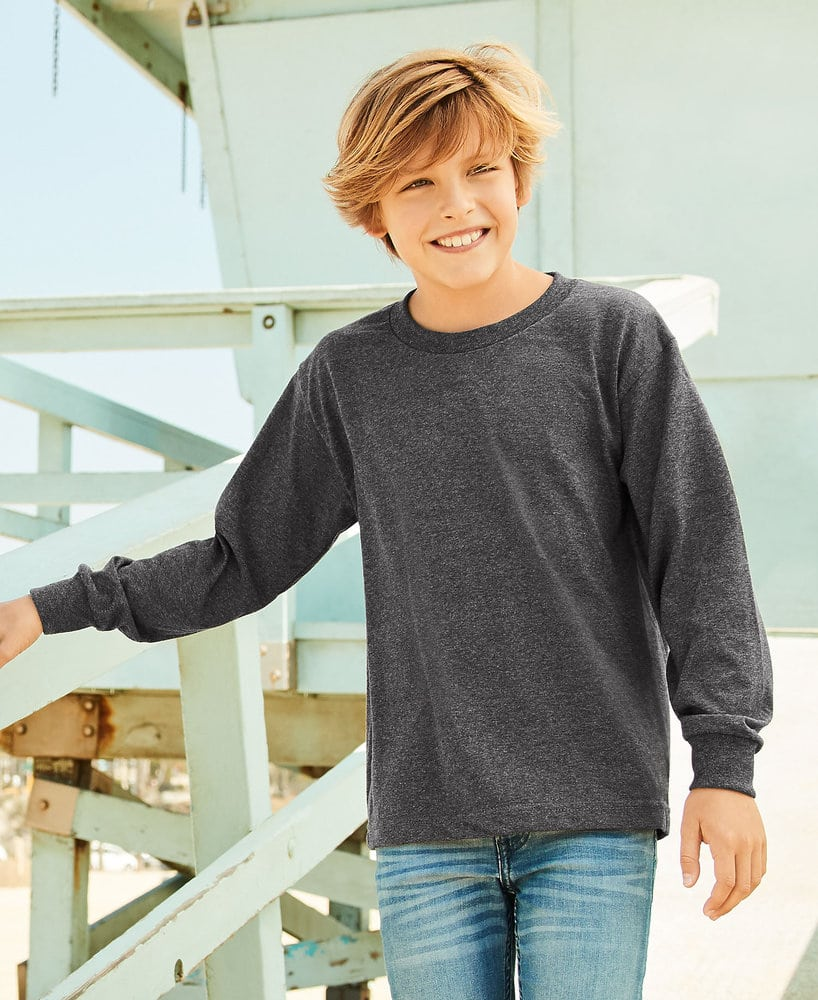 Alstyle AL3384 - Classic Youth Long Sleeve Tee