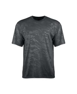 Badger BG4139 - Adult Monocam Embossed Tee
