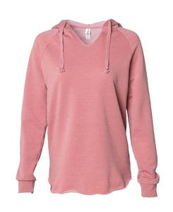 Independent Trading Co. PRM2500 - Womens Lightweight California Wave Wash Hood