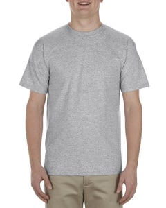 Alstyle AL1701 - Adult 5.5 oz., 100% Soft Spun Cotton T-Shirt
