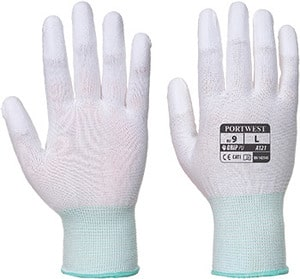 Portwest A121 - PU Fingertip Glove