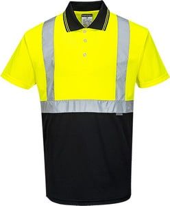 Portwest S479 - Hi-Vis 2-Tone Polo Shirt