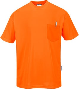 Portwest S578 - Short Sleeve Pocket T-Shirt