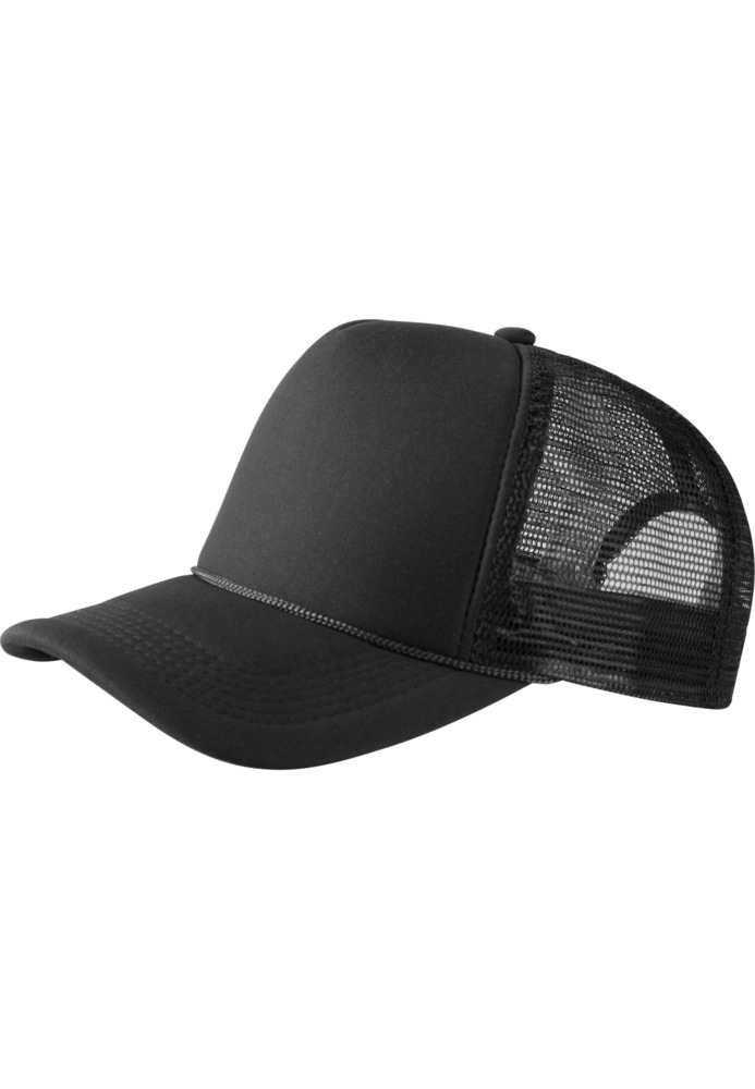 MSTRDS 10236 - Baseball Cap Trucker high profile