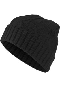 MSTRDS 10476 - Beanie-Kabelklappe