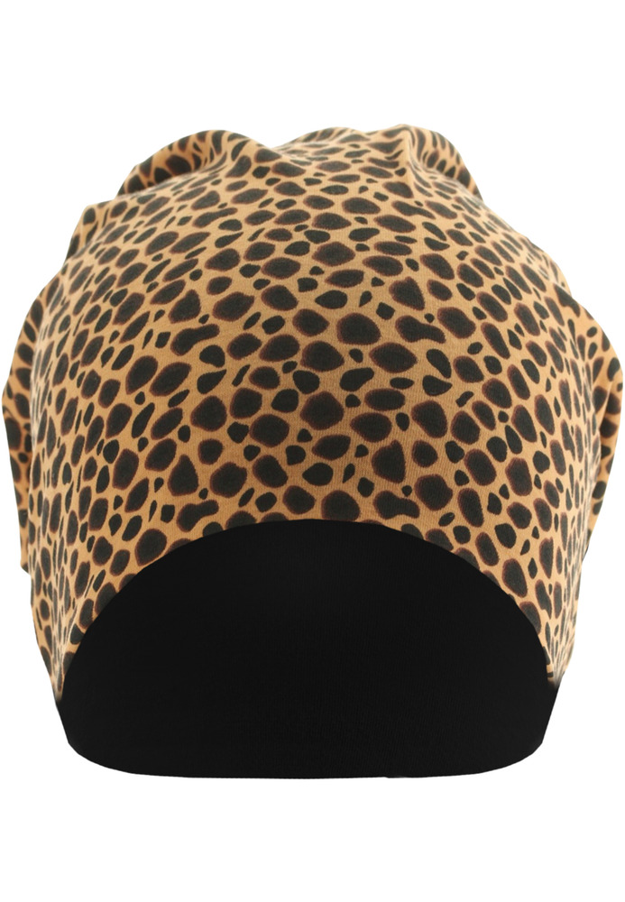 MSTRDS 10479 - Printed Jersey Beanie
