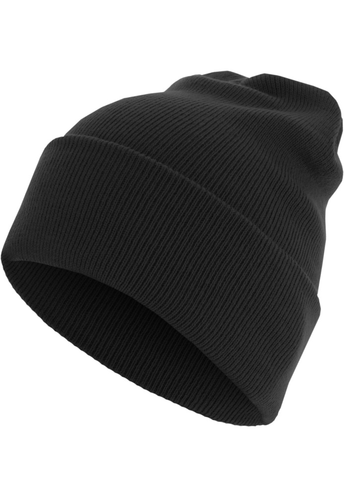 MSTRDS 10489 - Beanie Basic Flap Long Version