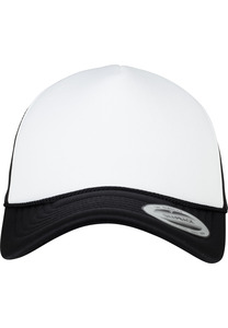 Flexfit 6005FC - Foam Trucker Cap Curved Visor