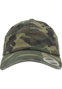 Flexfit 6245CW - Low Profile Camo Washed Cap