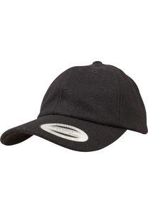 Flexfit 6245MW - Low Profile Melton Wool Dad Cap