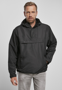 Brandit BD3001 - Fleece Pull Over Windbreaker