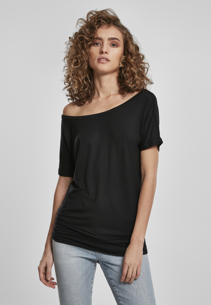 Build Your Brand BY040BD - Ladies Viscose Tee