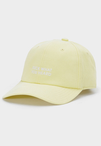 CS CS1846 - CSBL What You Heard Curved Cap  one
