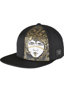 CS CS2480 - Beautiful Gold Snapback Cap