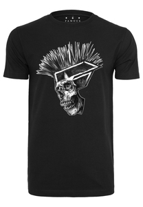 Famous FA040 - Camiseta Punks Not Dead