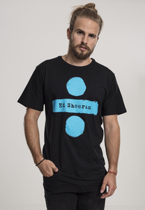 Merchcode MC069 - T-shirt Ed Sheeran Divide Logo